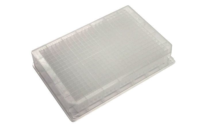 Pure-Pass 384 Well Plates  384孔樣品儲存盤