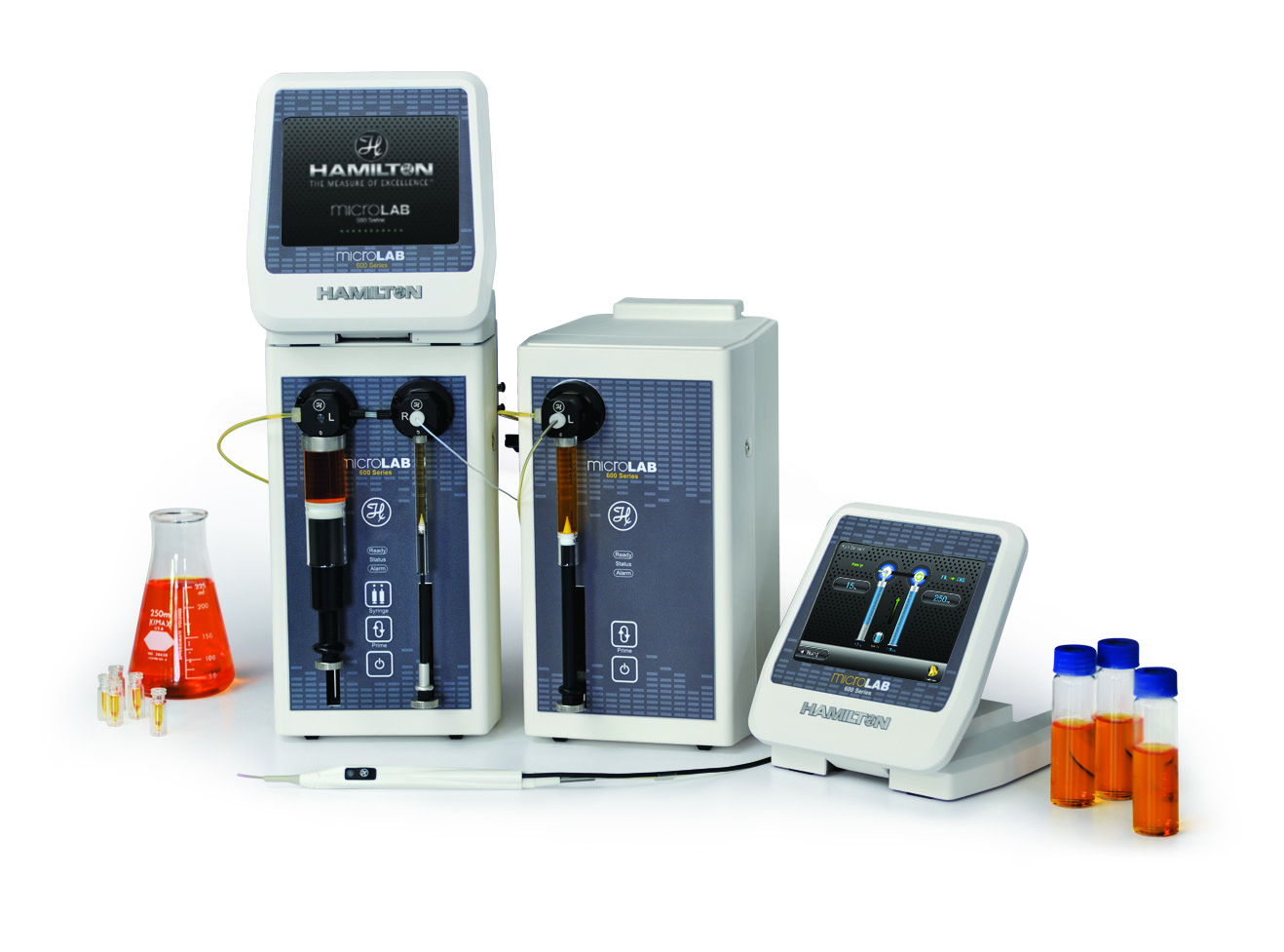 Microlab 600 Diluter/Dispensers 稀釋器及分配器
