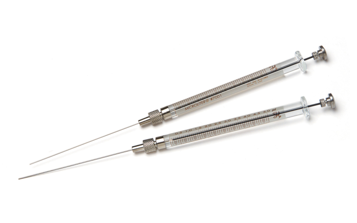 MicroLiter 7000 Series Syringes 7000 系列零無效體積(ZDV)注射器