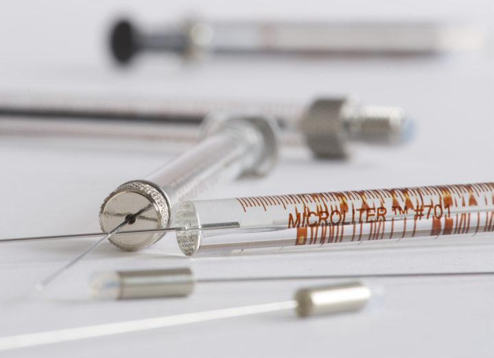 Microliter Syringes 微升注射器<br />